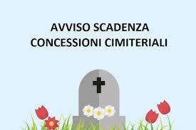SCADENZA CONCESSIONI CIMITERO