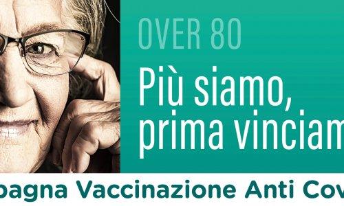 Regione Lombardia - Campagna vaccinazione anticovid-19 per gli over 80