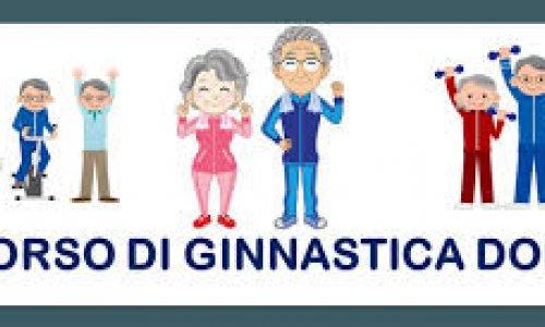 Corso ginnastica over 65