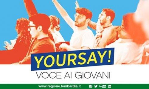 YOURSAY! VOCE AI GIOVANI