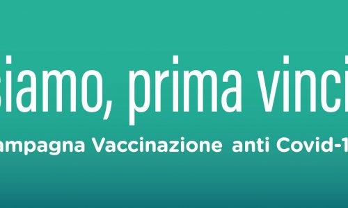 Campagna  vaccinazione anti Covid-19 :