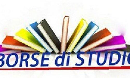 BORSE DI STUDIO PER STUDENTI